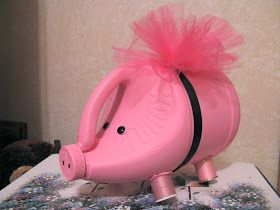 Inspired Muse Precious Pink Pig Piggy Bank Diy Pig Crafts Piggy Bank Craft