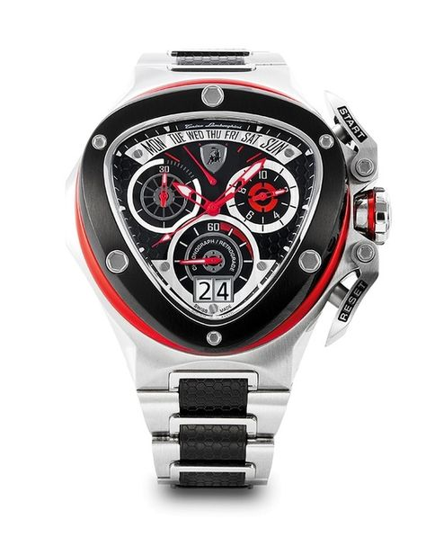 3bcf42afab14 Tonino Lamborghini Men s Spyder Chronograph Watch