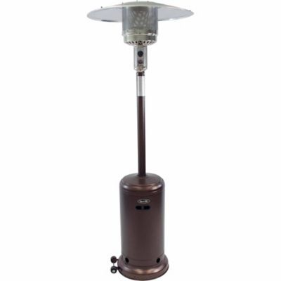 Find Dyna Glo Dgph101br 41 000 Btu Deluxe Hammered Bronze Patio Heater In The Patio Heaters Category At Tractor Supply Co Turn Your In 2020 Patio Heater Heater Bronze