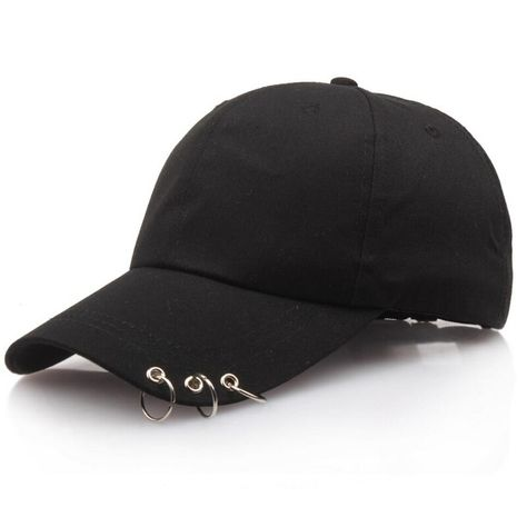 2018 Unisex Casual Solid Adjustable Baseball Caps Snapback hats for men baseball cap women men white baseball cap hat with Ring Girl Baseball Cap, White Baseball Cap, Baseball Season, Baseball Lineup, Baseball Outfits, Baseball Scores, Wings Tour, Outfit, Accessories