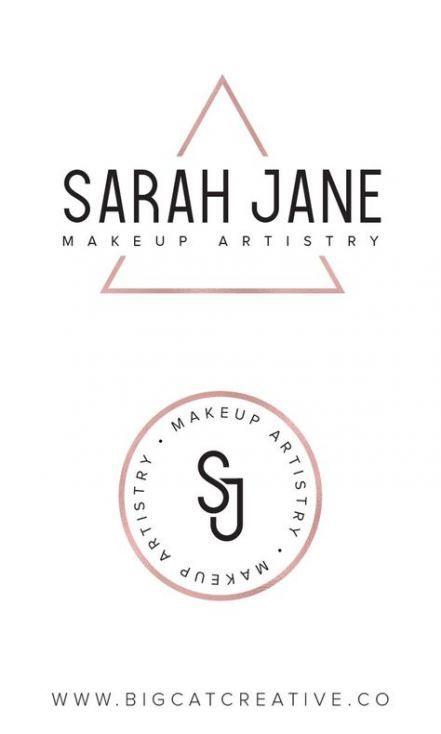 Makeup Artist Design Logo Fonts 53+ Ideas For 2019 #makeup