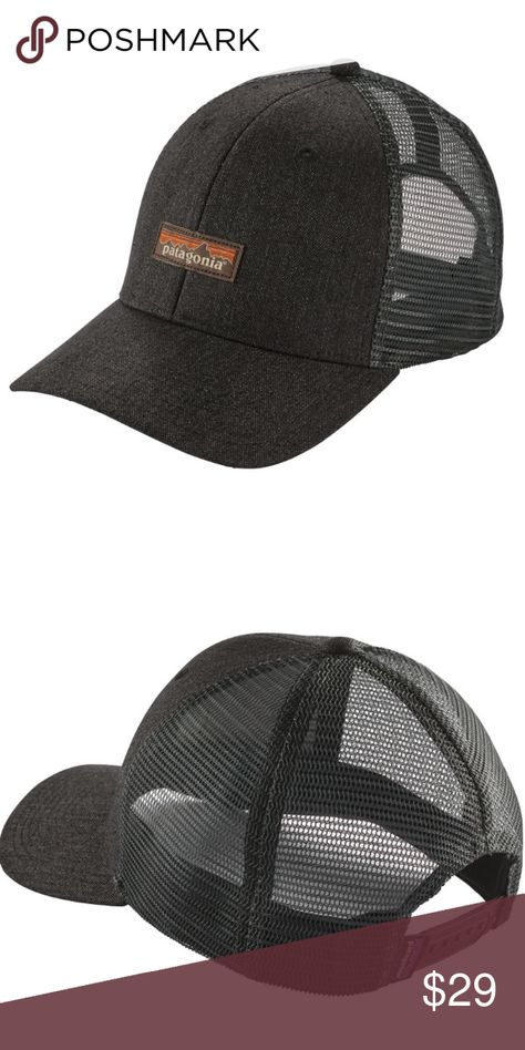 Patagonia Tin Shed Mesh Cap A full-coverage 6554a91be27
