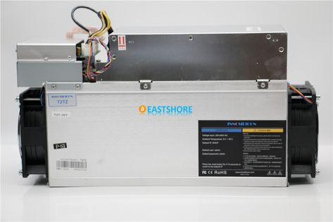 Innosilicon T2T ~ 30TH/s @ 2200w 7nm Bitcoin Miner   EastShore Mining Devices