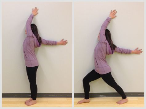Mid Back Pain Exercises