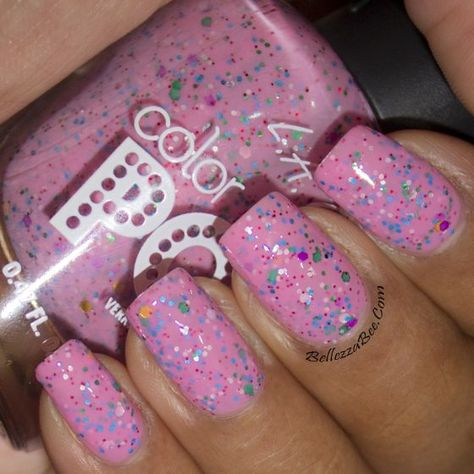 A Girl Color Pop Nailpolish In Birthday Cake