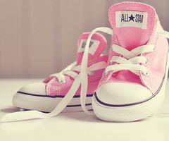 converse all star, baby shoes
