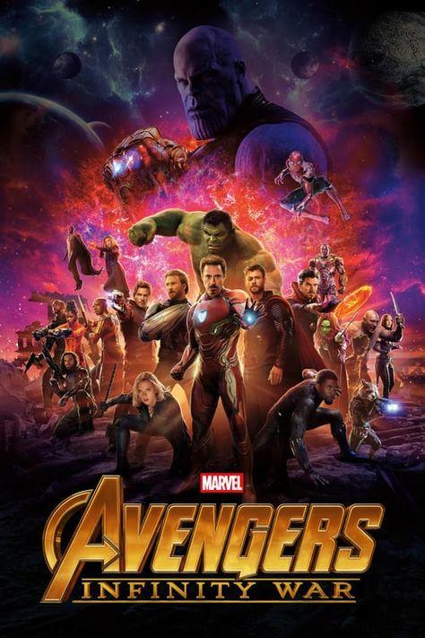 Watch Avengers Infinity War 2018 Full Movie Online