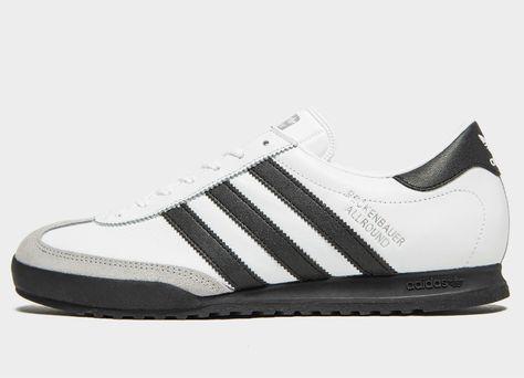 Adidas Beckenbauer Allround - White / Black