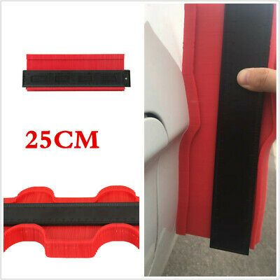 Contour Duplication Gauge 10 Repair Scale Ruler Profile Gauge For Car Body Dent Ebay In 2020 Sheet Metal Tools Measurement Tools Repair