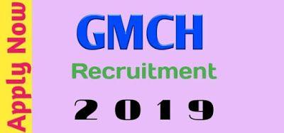 Gmc Recruitment 2019 June Assam Jobs New Govt Job Of Assam