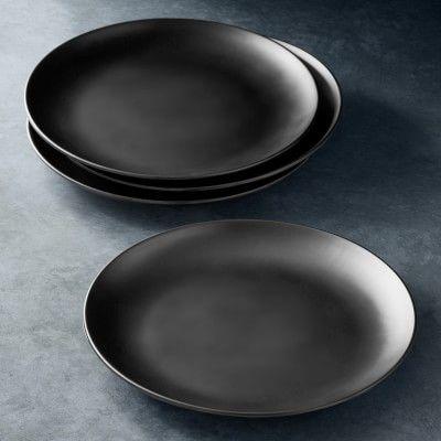 Bamboo Dinner Plate In 2020 Dinner Plates Melamine Dinner Plates Plates