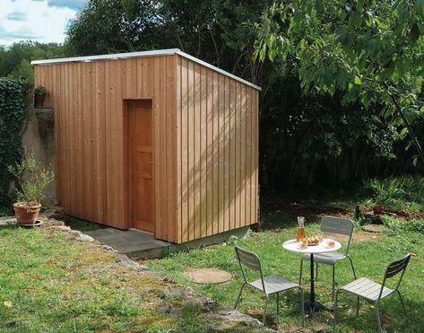 Diy Comment Monter Un Cabanon Au Fond De Son Jardin En 2020 Construire Abri De Jardin Cabanon De Jardin Abri De Jardin Diy