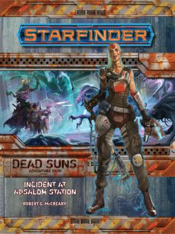 Dead Suns, Incident at Absalom Station, Adventure Path