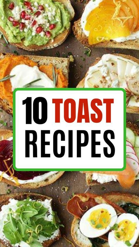 These 10 easy and healthy breakfast recipes are great for an early morning start. These easy breakfasts are perfect for those times when you need a nourishing but quick breakfast #toastrecipes #besttoastrecipes #thingsontoast #toastideas #thingstodowithtoast #besttoastideas #healthybreakfastideas #breakfastideas #brekkie #foodrecipescheap