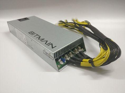 Bitmain Antminer S7 4.7 5Ths SHA256 ASIC Bitcoin Miner NO