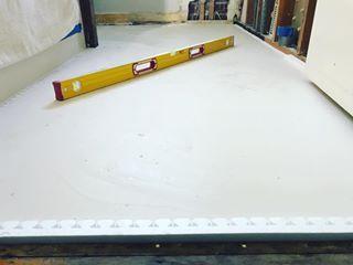 Self Leveling Concrete Tools