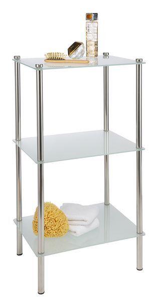 Badezimmer Regal Zum Kleben Des Images In 2020 Home Decor Glass Shelves Bathroom Shelves