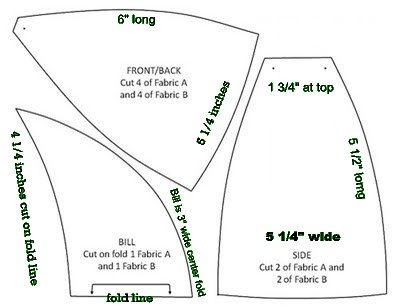 welding cap pattern and tutorial if only there was a you tube video for  this!!!  f5dba08727c