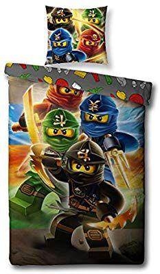 lego ninjago bettwäsche