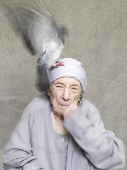 iconoclassic:    louise bourgeois by alex van gelder (via abundance: don't hide)