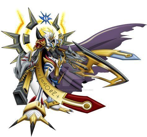 34++ Digimon omnimon info