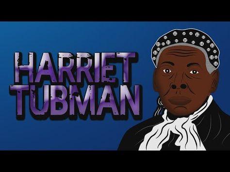 Harriett Tubman Biography (Black History Month for Kids/Children) - YouTube