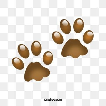 Paw Prints Red Dogs Dog Paw Clipart Paw Prints Png Transparent Clipart Image And Psd File For Free Download Dog Paw Print Paw Print Pet Paw Print
