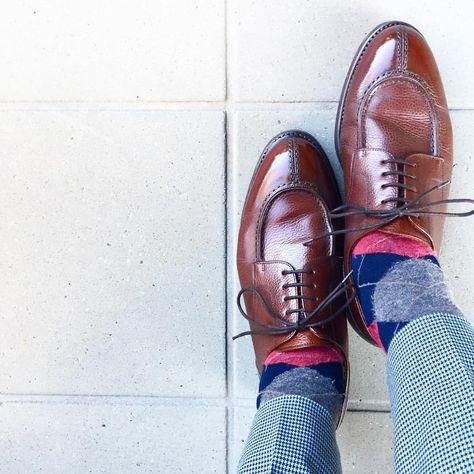 socks * おはようございます☺︎ ぴーかんで気持ち良い〜☀︎ ・...