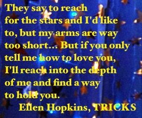 List Of Pinterest Ellen Hopkins Tricks Quotes Images Ellen Hopkins