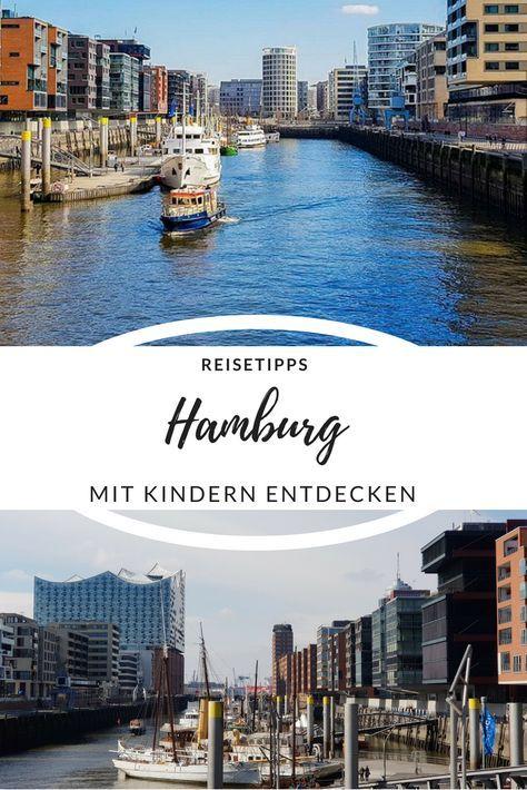 Ab In Den Norden Hamburg Mit Kindern Entdecken Hamburg Mit Kindern Reisen Hamburg Urlaub