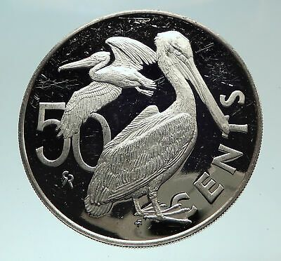 1975 Proof British Virgin Islands Queen Elizabeth Ii Proof Silver 50 Coin I82423 In 2020 Queen Elizabeth Ii Elizabeth Ii British Virgin Islands