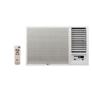 Gree 17100 Btu Ductless Ceiling Cassette Mini Split Air Conditioner With Heat Inverter And Remote 230volt Uma18hp230v1acs The Home Depot In 2020 Window Air Conditioner Room Air Conditioner Air Conditioner