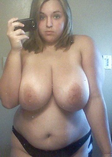 Chubby girls boobs