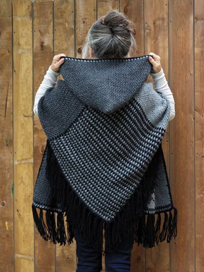 Crochet Accessory Downloads - Kodiak Wrap Crochet Pattern