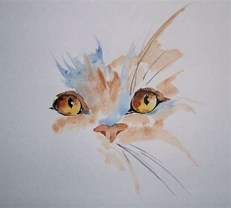 Image Result For Easy Watercolor Paintings Animals Watercolor
