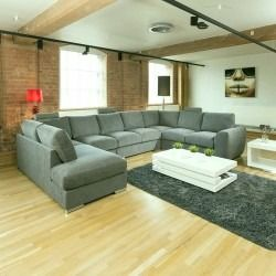 Extra Large Sofa Corner Group U L Shape Sce 2098 Green 4 0 X 2 6m R U Shaped Sofa L Shape Sofa Set Sofa Set