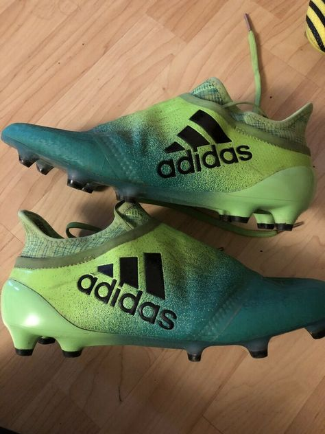 how to buy wide varieties cheap price Advertisement(eBay) USED! Adidas X16+ Purechaos FG ...Mens Size 10 ...