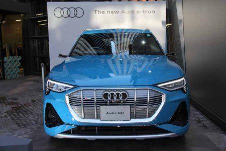 Audi Release The Second Full Scale Pure Ev E Tron 50 Quattro In 2021 Used Suv E Tron Tron