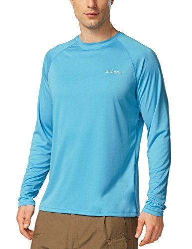 BALEAF Womens UV Hooded Shirt Long Sleeve Quick Dry Tops Lightweight Running Shirt