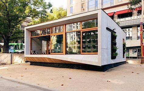 Amazing ArchiBlox Aus Australien Bauen CO2 Positives Haus | KlonBlog | Home |  Pinterest | Australien, Positiv Und Häuschen
