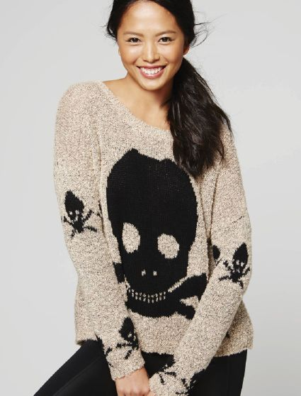 Cyber Sunday Monday Special: 60% Off Juniors' Sweaters