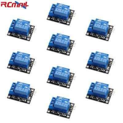 Details About 10pcs Srd 05vdc Sl C 1 Channel Relay Module Board 5v