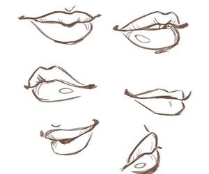 Art Art Reference And Drawing Image Lips Drawing Mouth Drawing Drawing Tips