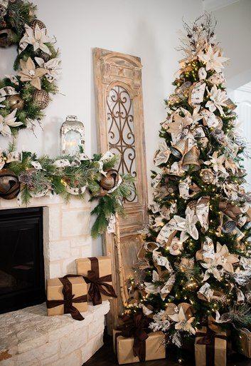 Woodland Christmas Tree Bundle Decorator S Warehouse In 2020 Woodland Christmas Tree Christmas Tree Themes Christmas Tree Inspiration