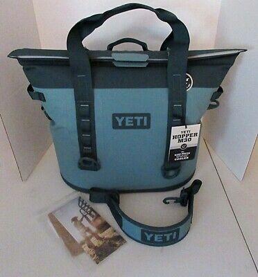 Advertisement Ebay Yeti Hopper M30 River Green Soft Sided Cooler Brand New Soft Sided Coolers Soft Cooler Yeti Rambler Tumblers