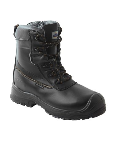 Portwest FW95 Sécurité Wellington Bottes Pluie Bottes Steel Toe Cap Chaussures