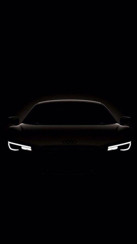 Dark Shiny Concept Car Iphone 7 Wallpaper Black Car