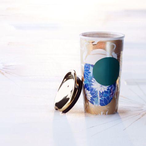 Double Wall Traveler - Beetle, 12 fl oz | Starbucks® Store