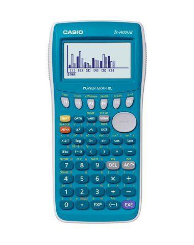 Casio Fx 7400gii Power Graphic Calculator High Resolution Display Screen Calculator Graphing Calculator Casio