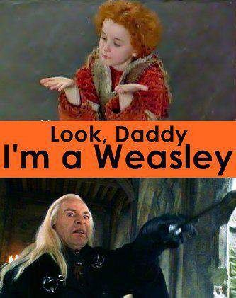 I had to laugh.